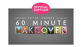 Featured on 60 minute makeover