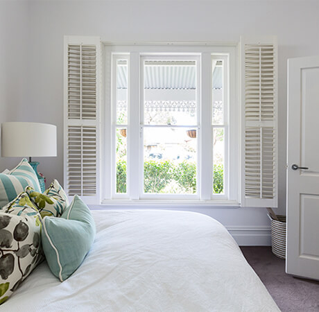 Shutters in Tunbridge Wells