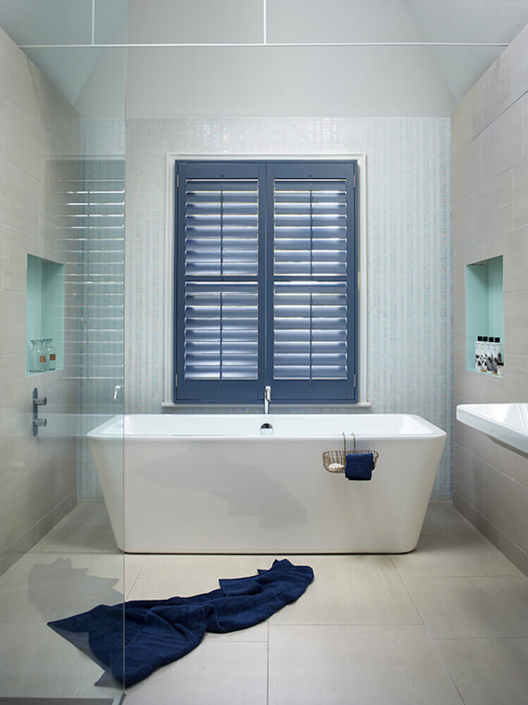 Bathroom Full Height Waterproof-Shutters