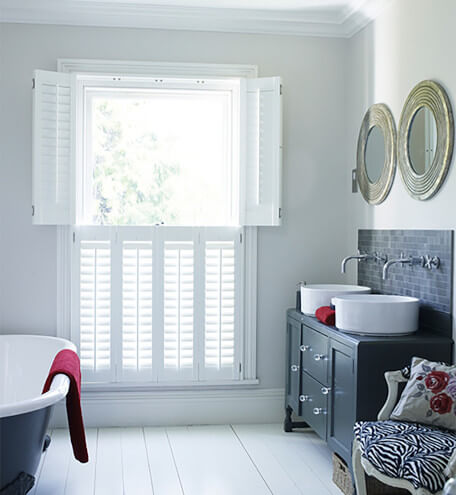 Shutters in Stratford