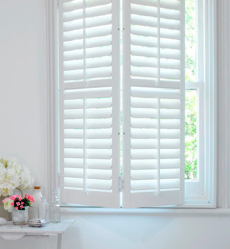 Shutters in Wanstead