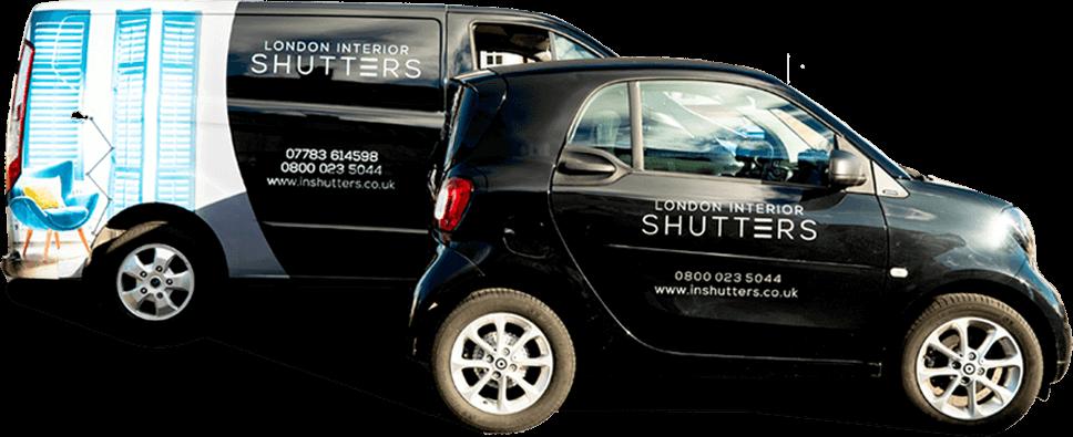 Got a question about shutters? West London
