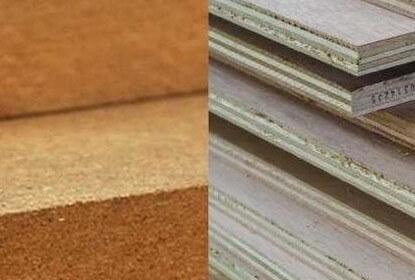 MDF Shutters VS Wood Shutters